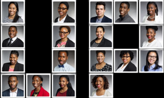 Link UP support emerging leaders with urban professor and silver spoon foundation