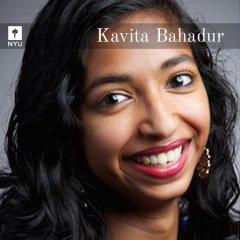 Kavita Bahadur (2015_Class)